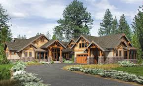 high end house plans high end mountain house plan with bunkroom 23610jd