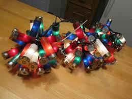 shotgun shell christmas lights shotgun shell christmas lights secret santa 2011 redditgifts