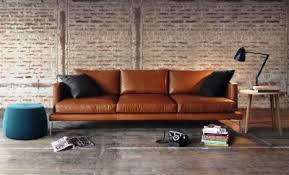 Leather Sofa In Living Room 21 Different Style To Decorate Home With Blue Velvet Sofa