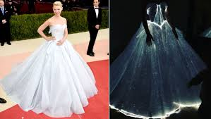 zac posen light up gown clare danes in zac posen for the met gala 2016