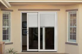 French Doors With Blinds In Glass Cool Exterior French Doors With Built In Blinds With Exterior Door