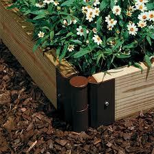 Raised Flower Bed Corners - 20 best raised flower beds images on pinterest raised flower