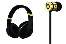 black friday beats by dre wireless target alexander wang is styling beats by dre earphones black and gold
