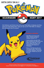 Government Gateway Help Desk Number Pokemon Scavenger Hunt Gateway Technical College