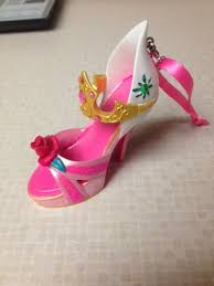 adventures of the disney shoe ornaments