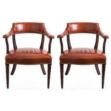 mid century chair chair co leather mid century chairs with nailhead trim