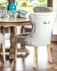 vintage french dining table lotus upholstered linen dining chair u2013 allissias attic u0026 vintage