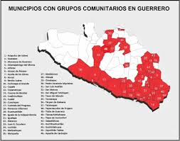 Michoacan Mexico Map by Mexico U0027s U0027drug War U0027 Is Not About Drugs