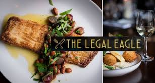 cuisine le gal the eagle enjoy a 2 course dinner for two with a glass of