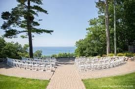wedding arches michigan wedding venue the homestead glen arbor wedding lake michigan