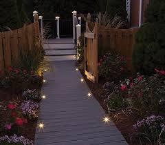 deck lighting post lights led step u0026 stair lights trex