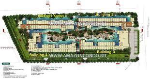 floor plans building 1 floor 1 amazon residence condominium