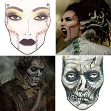 Professional Halloween Costume Mac Cosmetics Rick Baker Collection Halloween 2013