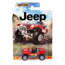 jeep matchbox matchbox u0026trade basics jeep u0026reg assortment