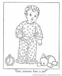 kids winter indoor activities coloring kids winter pajamas