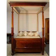 6ft william iv mahogany four poster bed 389097 sellingantiques