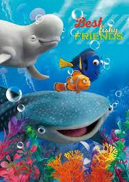 disney pixar finding nemo fishy friends 3d lenticular