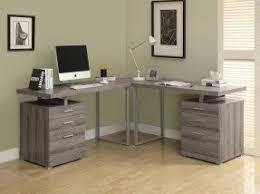 Modern L Shaped Computer Desk Modern L Shaped Desks Foter