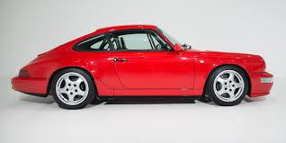 porsche 964 white porsche 911 964 rs lightweight 1992 gve luxury vehicles london
