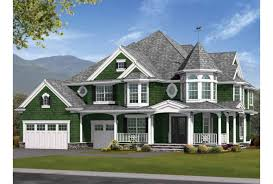 modern victorian eplans victorian house plan modern victorian styling 4060 square