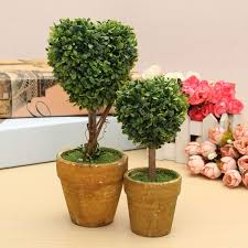 Flower Topiary Online Get Cheap Artificial Plants Topiary Aliexpress Com