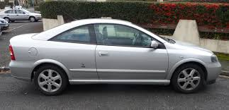 opel astra 2005 coupe astra coupe