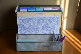 how to get organized sweet paper trail