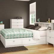 Twin Bed Bookcase Headboard Twin Bed With Bookcase Headboards