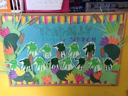 Ready For Spring by Toadally Ready For Spring Preschool Bulletin Board Preschool