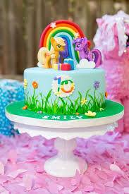 my pony birthday ideas glam floral my pony birthday party kara s party ideas