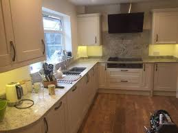 granite countertop pre assembled kitchen cabinets in sink