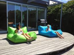Bean Bag Chair With Ottoman Bean Bag Ottoman Australia Outdoor Waterproof Bean Bags Supersac