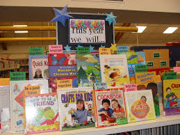 new year picture books book display what s your new year s resolution librarian vs