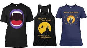 Funny Custom Halloween T Shirts For Men And Women Halloween T