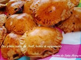 recette de cuisine antillaise guadeloupe les pâtés salés antillais à savourer à noël les antilles pâtés