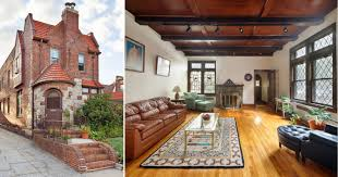 this 988k tudor in bayside queens looks like something out of a