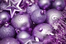purple tree ornamentshts decoration led