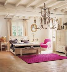 country style decoration for comfy bedroom idea country home