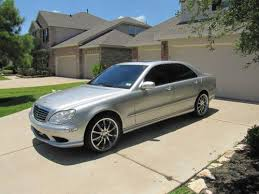 mercedes s500 amg for sale sell used 2004 mercedes s500 amg navigation sunroof leather