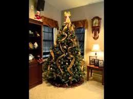 tree ribbon decorating ideas