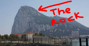 Show Gibraltar On World Map by Just What The Hell Is Going On With Gibraltar And Brexit