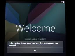 unfortunately the process android phone has stopped unfortunately the process android phone has stopped fix