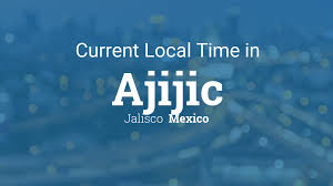 Jalisco Flag Current Local Time In Ajijic Jalisco Mexico