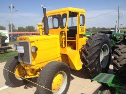 yellow oliver oliver tractors pinterest tractor and tractor
