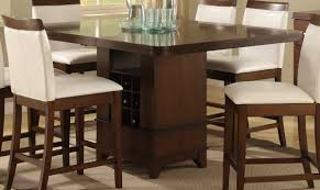 Counter Height Kitchen Table With Storage Trends Also Round Dining - Counter height kitchen table with storage