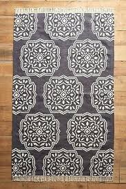 Anthropologie Area Rugs Anthropologie Rugs Transitional Area Rug From Model Orange