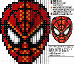 96 avengers images bead patterns crossstitch