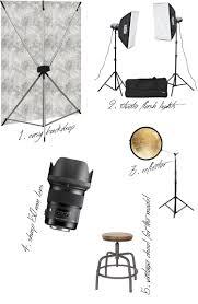 how to build an affordable home photo studio u2022 the fashion camera