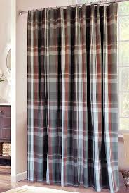 rustic cabin bathroom ideas the 25 best plaid shower curtain ideas on pinterest rustic