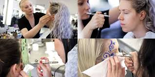 for makeup artists airbrushing for makeup artists london college of fashion ual